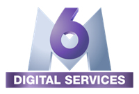 M6 DIGITAL SERVICES (logo)